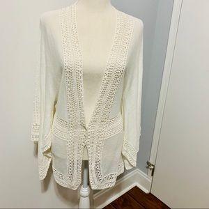 Acrobat 100% Linen Cardigan